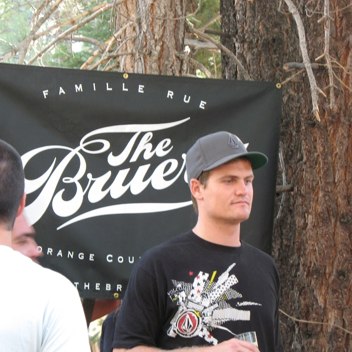 The Bruery attracted Belgian style brew fans under the pines