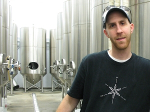 Derek Smith of Black Diamond Brewing