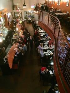 Social Kitchen Interior