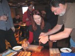 Pete Slosberg's chocolate class at 21st Amendment