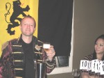 Waterloo importer shows off his Gagaleer beer