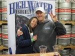 Beer, love and peace from the Altimari famiily: Highwater Brewing at the closing night Celebrator party