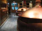 Anchor's copper kettles