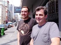 Mikkel & Chuck