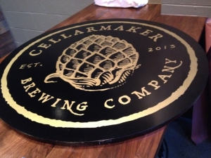 cellarmaker sign