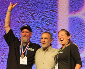 Faction Brewing Company takes a Bronze for Puddy Porter, a Baltic-Style Porter