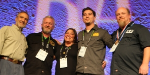 Marin Brewing Co.'s Arne Johnson bringing in another GABF gold for San Quentin Breakout Stout