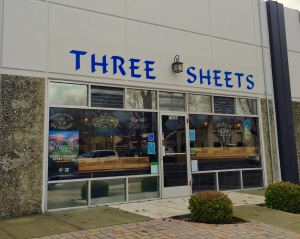 Three Sheets-Exterior