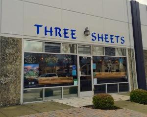 Three Sheets-Exterior