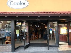 Cooler Exterior