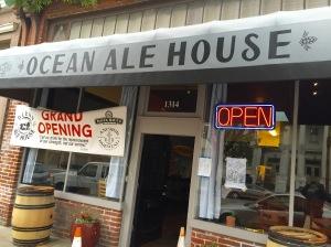Ocean Ale House exterior